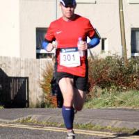 Neil McCover Kirkintilloch Half Marathon: October 7th