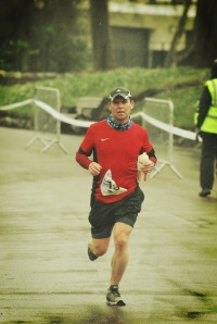 Finishing at Duthie Park