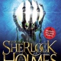 Book Review: Young Sherlock Holmes, Knife Edge by Andrew Lane