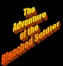 blanched solider