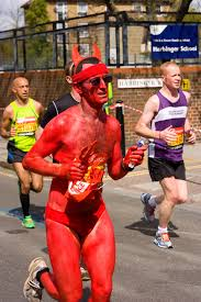 The Devil Running