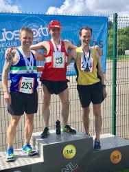 Monklands half, 2nd