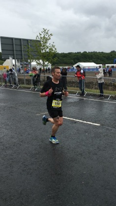 Stirling marathon, 5th