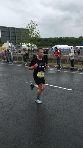 Stirling marathon, 5th
